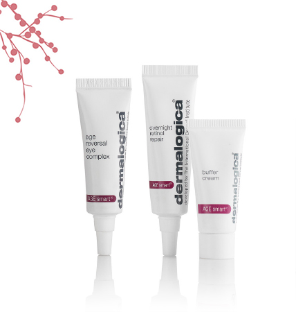 Receive a free 3-piece bonus gift with your $100 dermalogica purchase